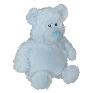 Embroider Buddy Bobby Bear Blue