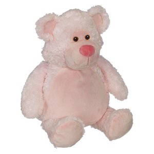 Embroider Buddy Bobby Bear Pink