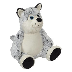 Embroider Buddy Husky