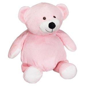 "Embroider Buddy Bear Pink (16"")"
