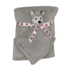 Embroider Buddy Polarhund Kuscheldecke set