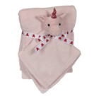 Embroider Buddy Unicorn Blanket Set