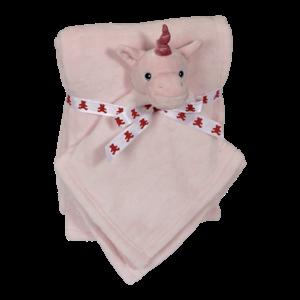 Embroider Buddy UnicornBlanket Set