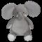Embroider Buddy Elefant Grau 41cm