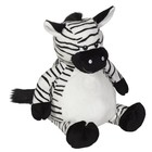 Embroider Buddy Zebra