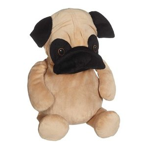 Embroider Buddy Pug 41 cm (16 inch)