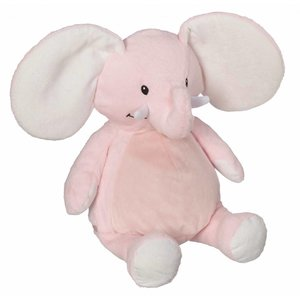 Embroider Buddy Elephant Pink