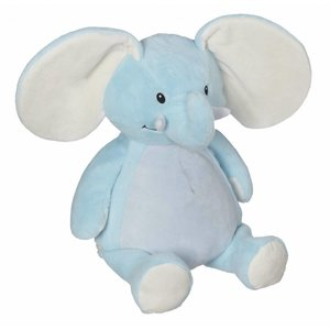 Embroider Buddy Elephant Blue
