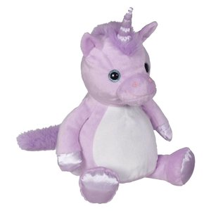 Embroider Buddy Buddy Violette Unicorn 16 Inch (41 cm)