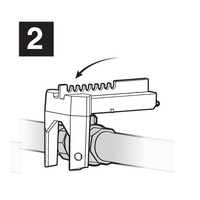 Universele vergrendeling voor kogelkranen S3080