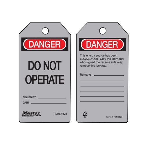 Safety tags Guardian Extreme Metal Detectable S90001MT