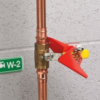 Master Lock Ball valve lock-out S3476
