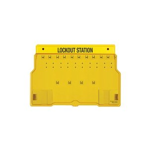 Master Lock Lock-out station 1483B
