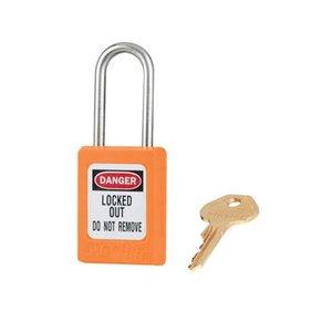 Master Lock Zenex veiligheidshangslot oranje S31ORJ, S31KAORJ