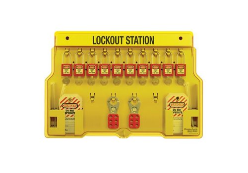 Lockout Station 1483BP410