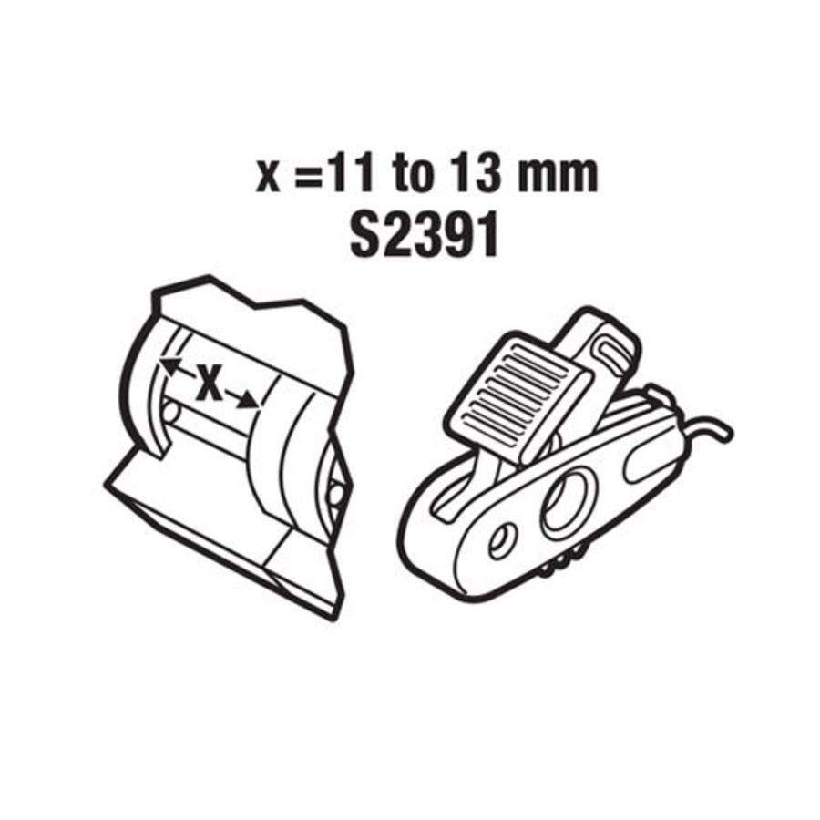 Circuit breaker lock-out > 11mm S2391