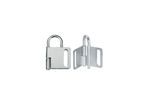 Lockout hasp steel 418
