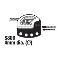 Universele vergrendeling voor kogelkranen S806-491B