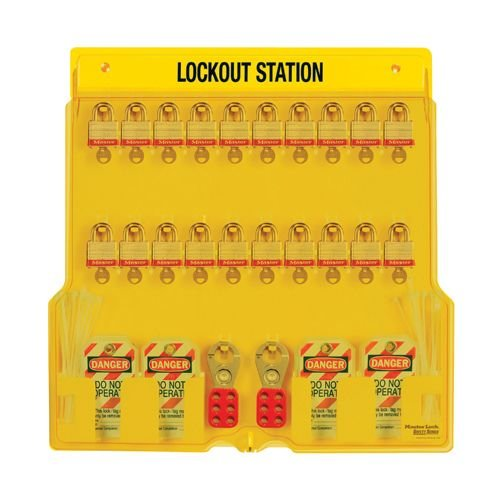 Lockout station 1484BP3
