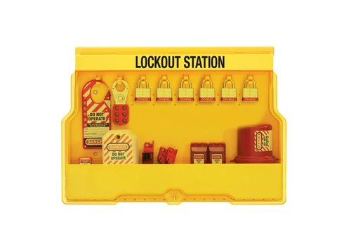 Lockout station S1850E3