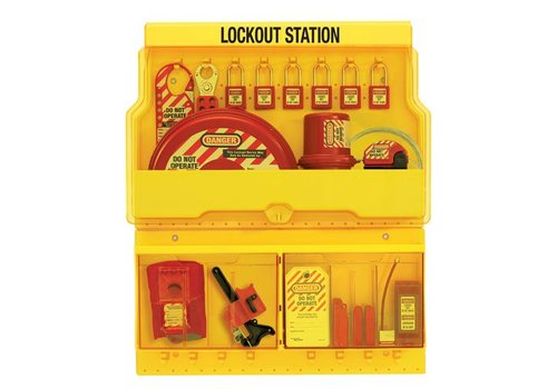 Lockout Station S1900VE410