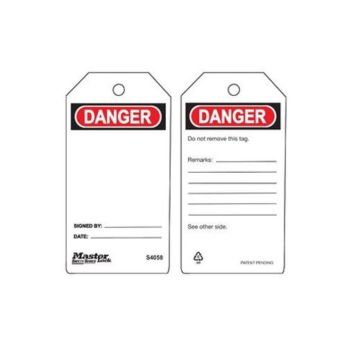 Safety tags Guardian Extreme blank