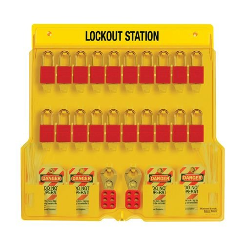 Lockout Station 1484BP1106