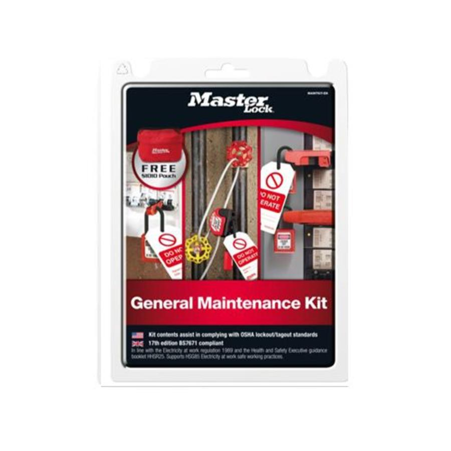 Maintenance lock-out kit MAINKIT