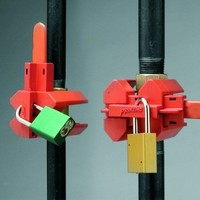 Ball valve lock-out 805847-805850