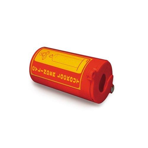 Vergrendeling voor gasflessen 045629
