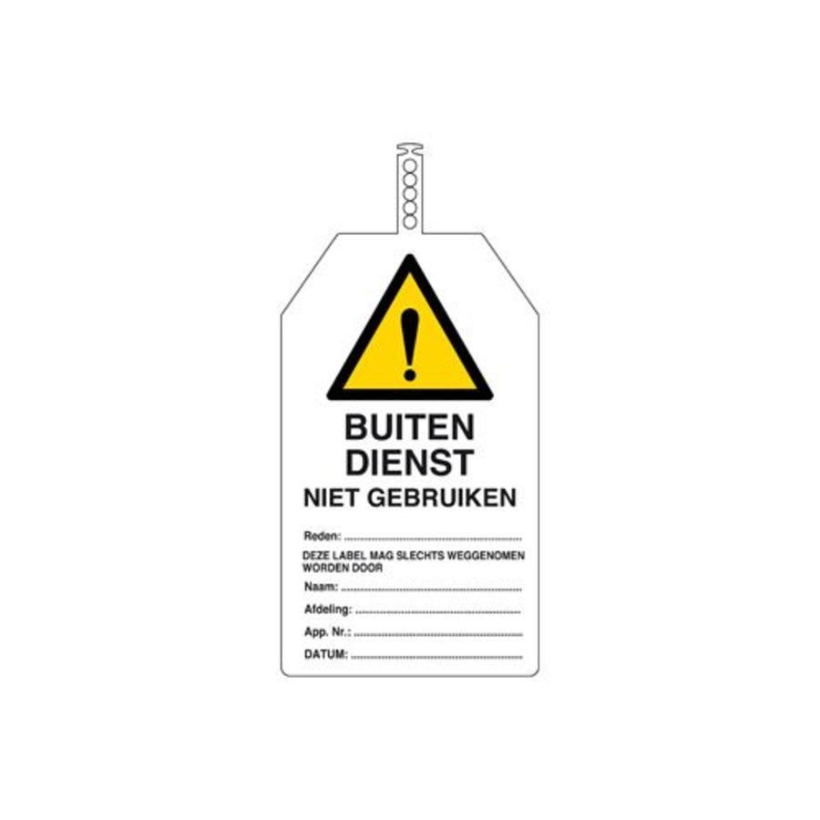 Sicherheitsanhänger Niederländisch