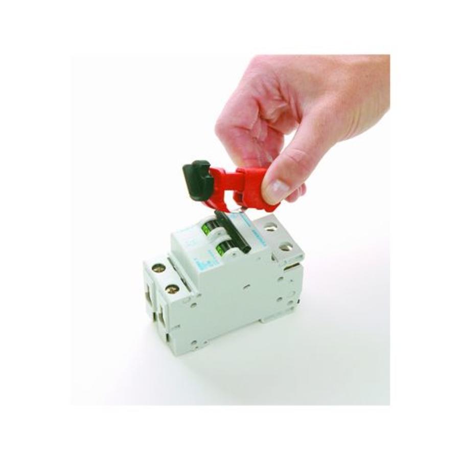 Miniatuurvergrendeling voor stroomonderbrekers (Tie-Bar TBLO) 090853-090854