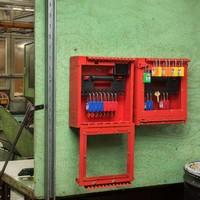 Group lockout box wandmontage S3502