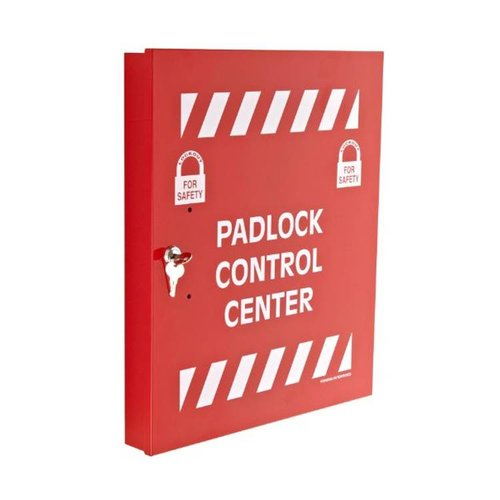 Padlcok control center c/w 18 hooks 800118