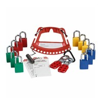 Kit with padlock carrier 148869