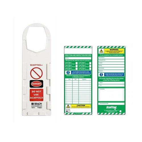 Scafftag scaffolding tags set 806755