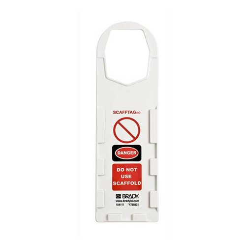 Scafftag tag holder 831415
