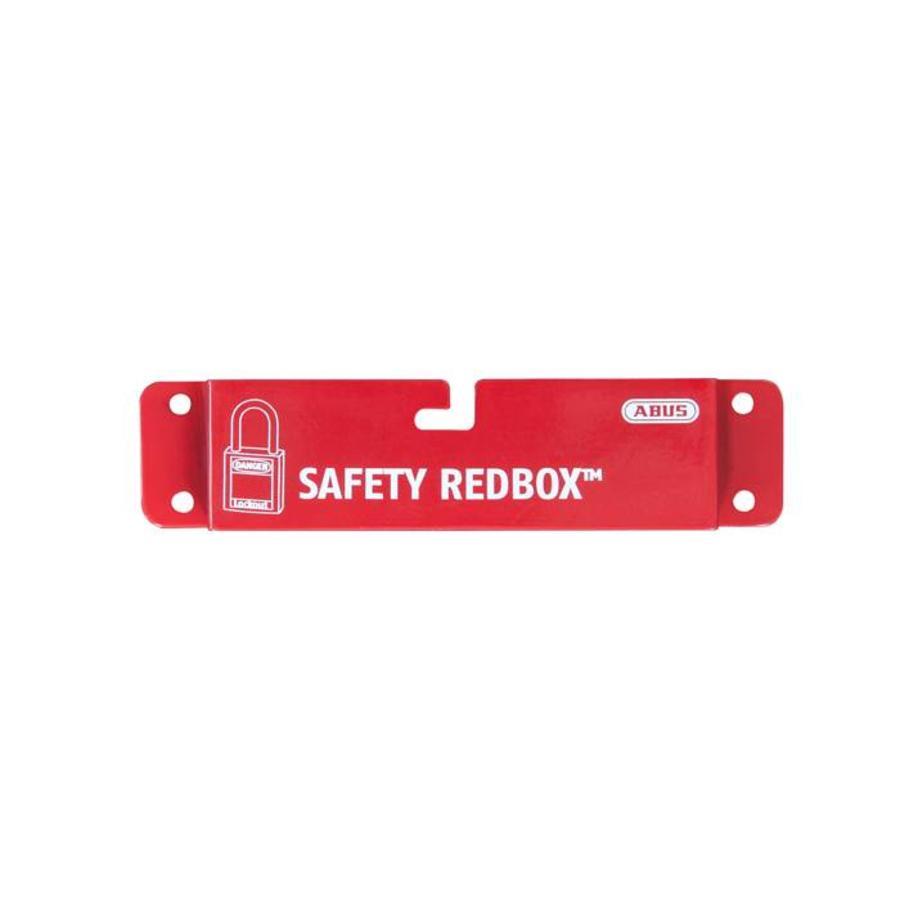 Safety Redbox group lockout B835