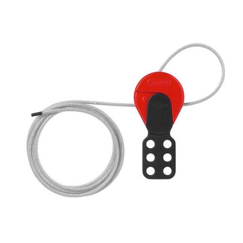 Safelex universele kabelvergrendeling C506-C515