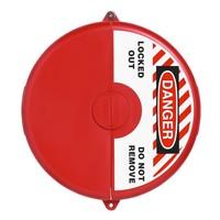 Absperrventilverriegelungen rot V303 - V313