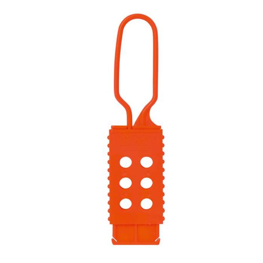 Nylon lock-out hasp  00346