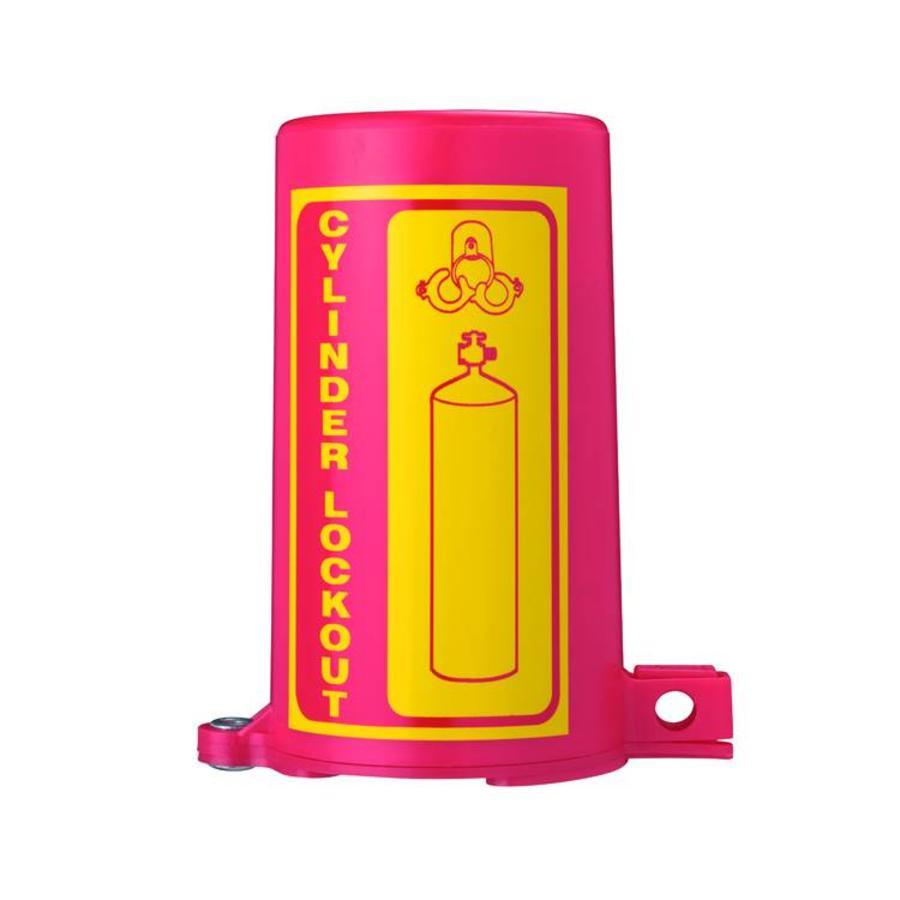 Gas cylinder lockout P606
