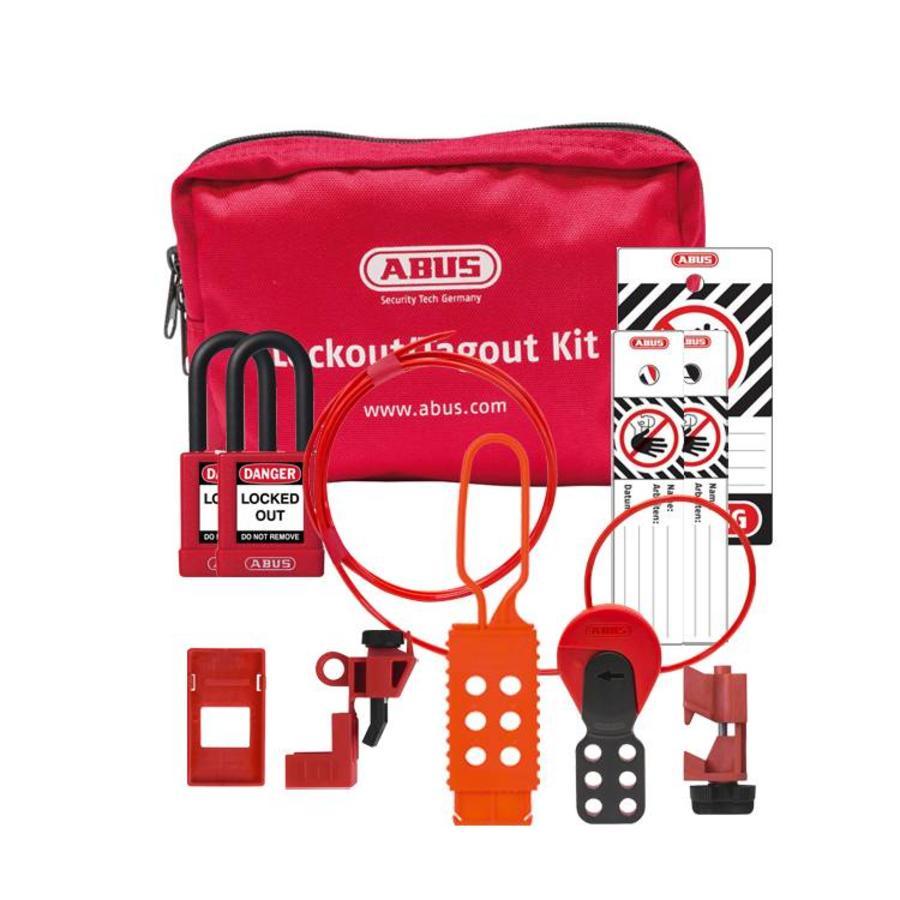 Gevulde lockout heuptas SL Bag 120 Elektrisch (klein)