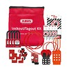 Abus Filled Lock-out pouch SL Bag 130 Elektrical (large)