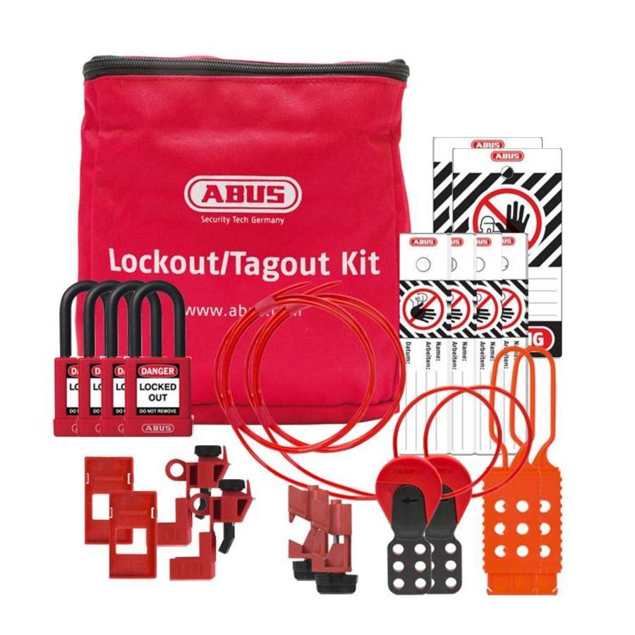 Gevulde lockout heuptas SL Bag 130 Elektrisch (groot)