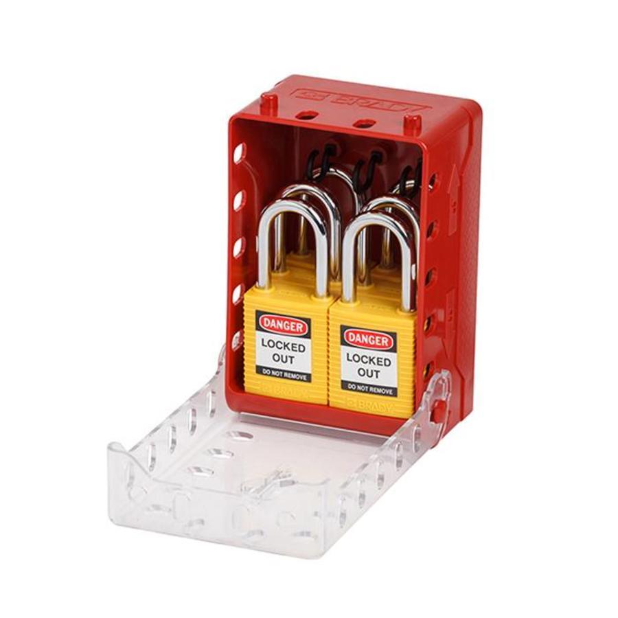 Ultracompacte lock box + 6 sloten 149172 - 149176