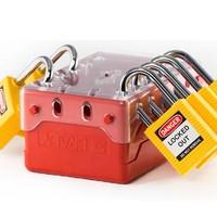 Ultracompacte group lock box 149173
