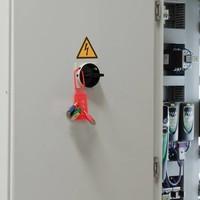 Nylon lock-out hasp  H770