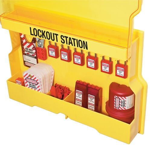 Lockout station S1850E406