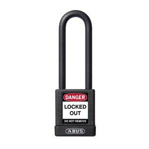 Abus Aluminium veiligheidshangslot met zwarte cover 58980